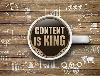 Content is belangrijk