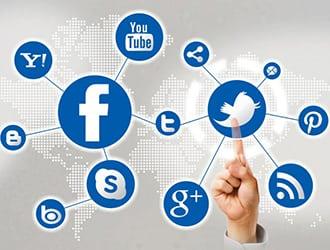 Social Media Koppeling